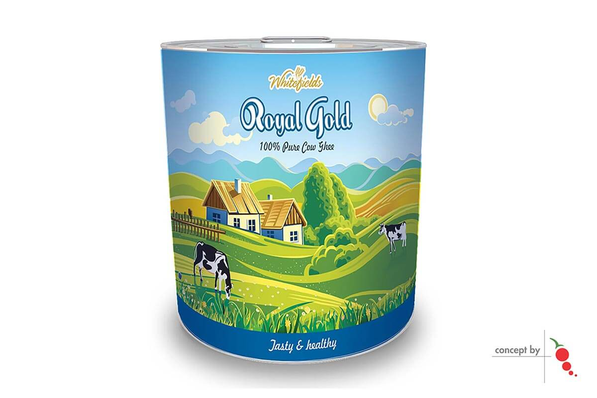 Royal Gold Ghee