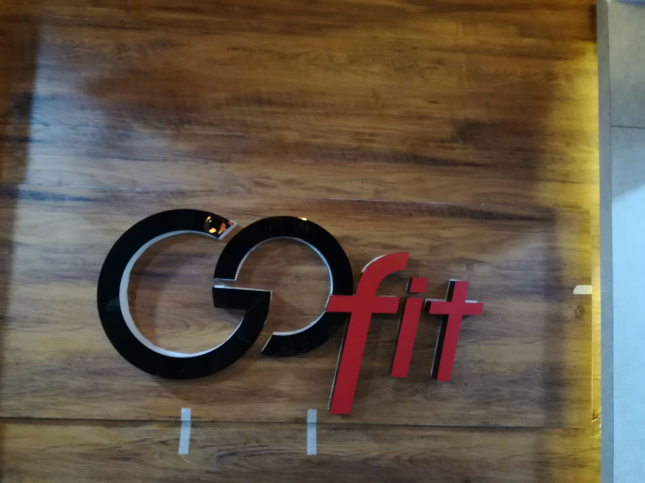 Gofit Reception